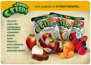 Brothers All Natural Dried Fruit in Conroe ISD Healthy Vending Machines
